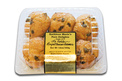 royal cream scone packages
